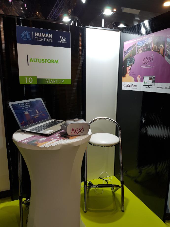 AltusForm participe à Human Tech days