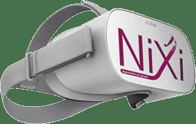Casque de réalité virtuelle pour informer, former et orienter
