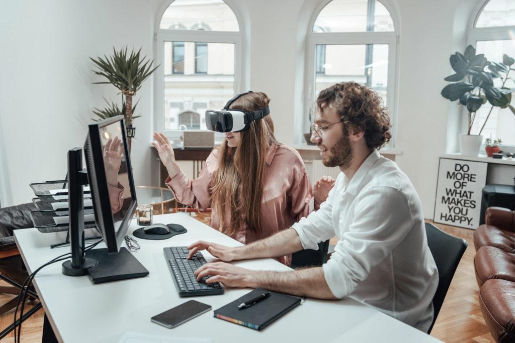Recruter avec la réalité virtuelle